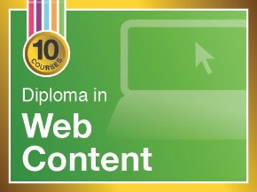 Image: Diploma in Web Content