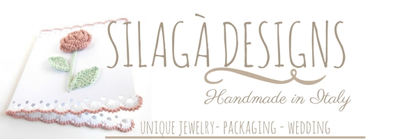 Silagà Designs - Handmade in Italy - Unique Jewelry - Packaging - Wedding
