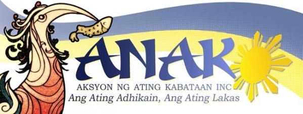 Aksyon Ng Ating Kabataan (ANAK) Inc.