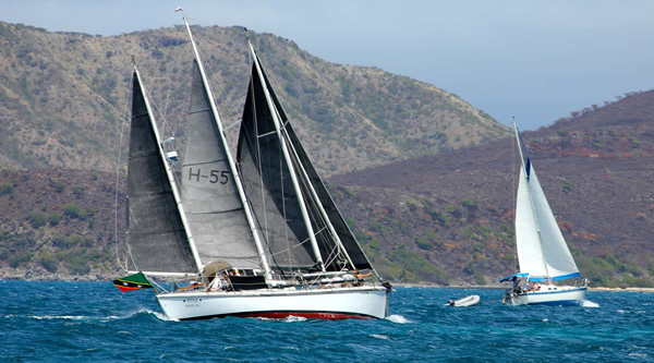 Bobby Island Regatta - Nevis Tourism Authority
