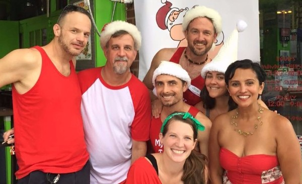 Atlanta Santa Speedo Run Board of Directors