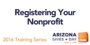 Registering Your Nonprofit