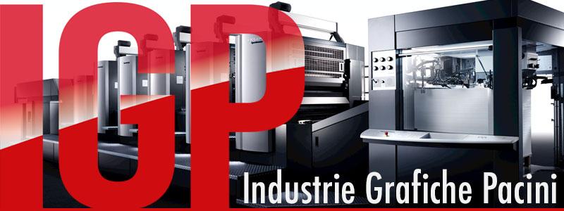 Banner Industrie Grafiche Pacini