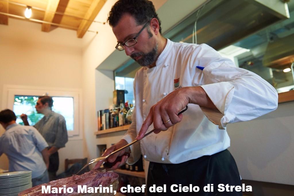 Invito a cena con lo chef Mario Marini, gli scrittori Fabio Carapezza, Stefano Panizza, Riccardo Pedraneschi e i musicisti Seba Pezzani e Roldano Daverio