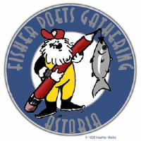 FisherPoets Gathering Logo