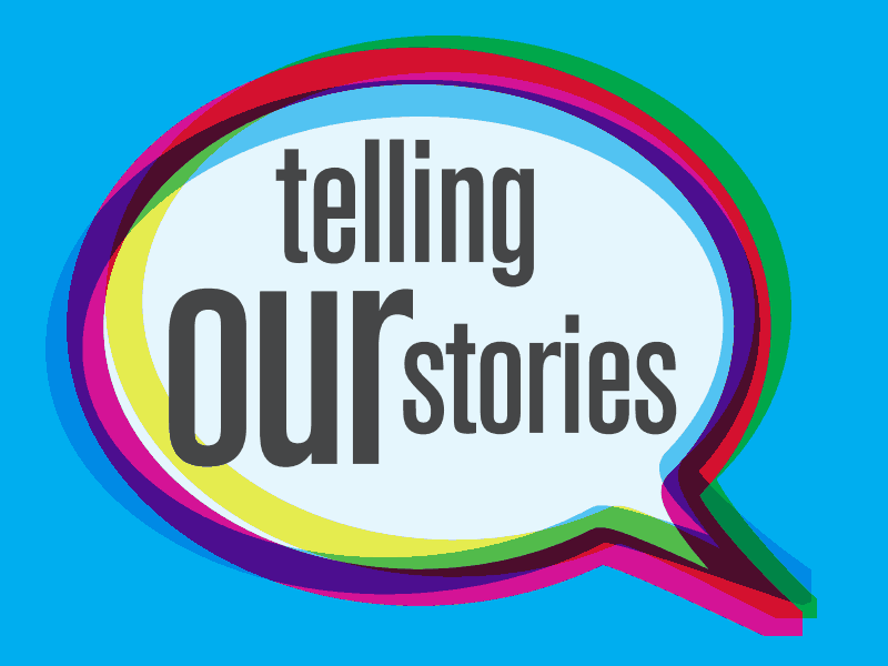 Telling Our Stories logo