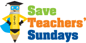 SaveTeachersSundays.com