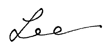 Lee Mauk signature