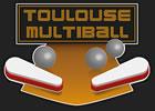 Tournoi de flipper le samedi 2 juillet 2016 à Toulouse Logo