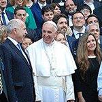 Papa Francesco al Summit in Vaticano con ASLA