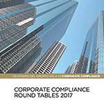 Corporate Compliance 2017
