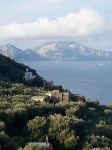Sorrento and Capri