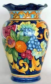 Vietri Vase