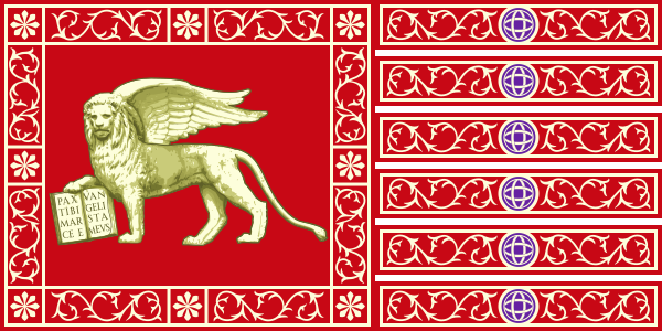 Republic of Venice flag