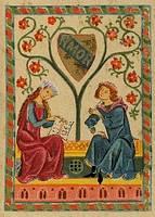 St. Valentine Tapestry