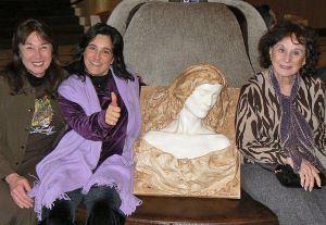 Kathy Carla, Lee, and Madonna del Mare