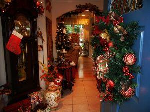 Gioia at Christmas