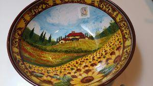 Tuscan bowl