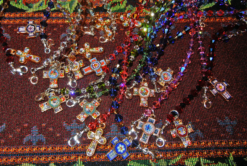 Gracie Cross bracelets