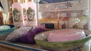 Gioia bath products