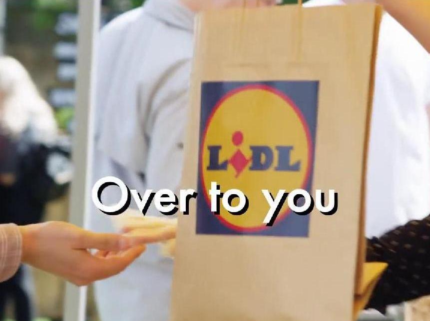 Lidl Campaign