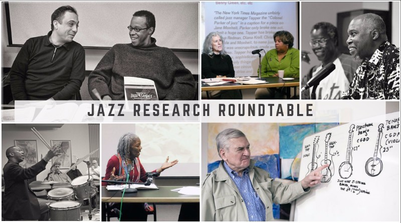 Institute of Jazz Studies Roundtables