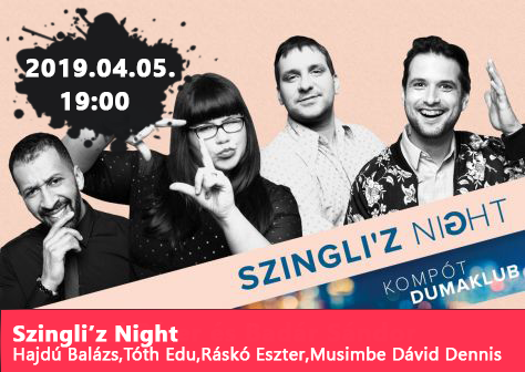 Szingliz Night