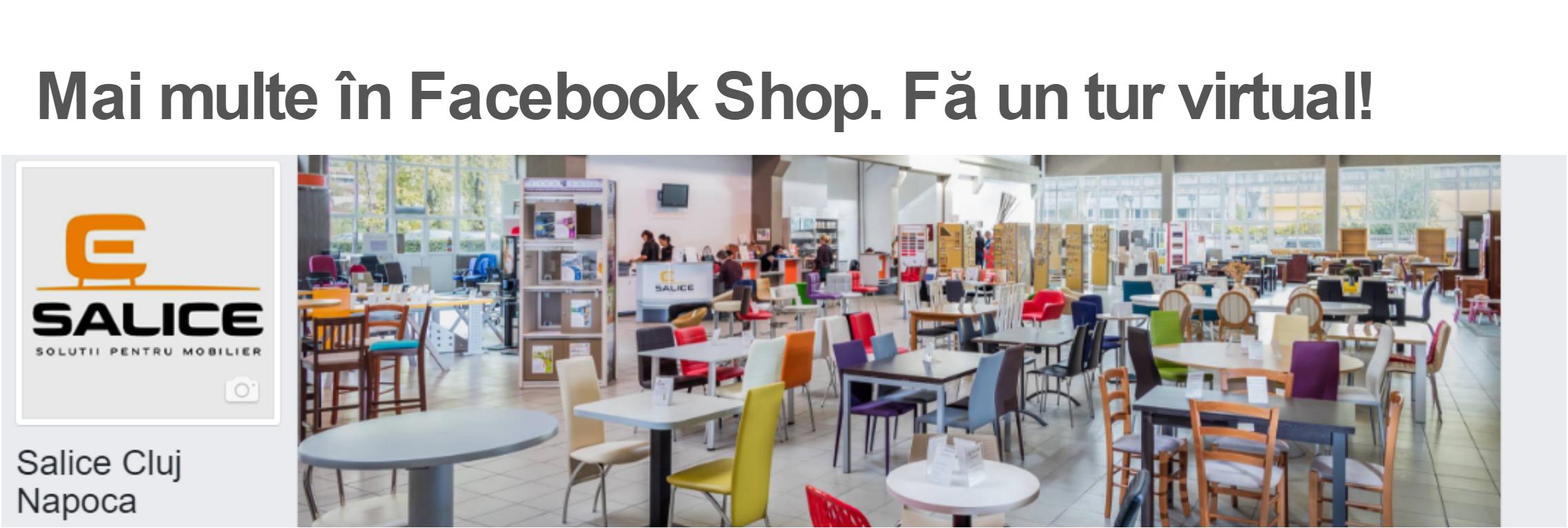 Facebook shop Salice