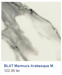 Blat Marmura Arabesque