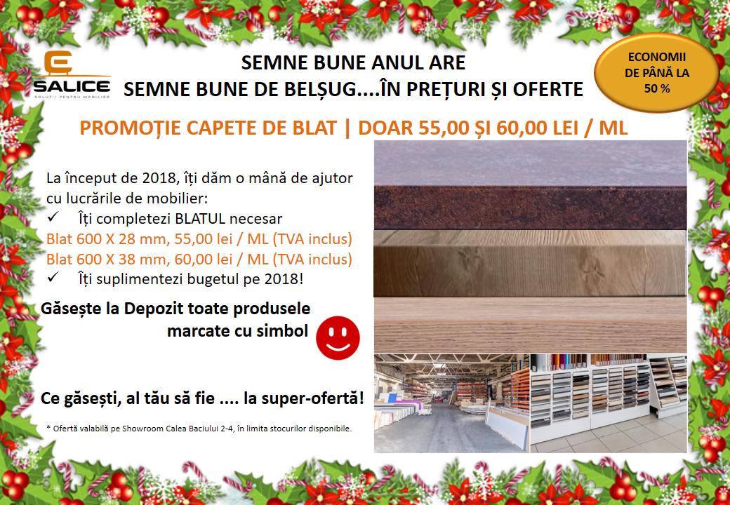Oferta capete blat Salice Cluj