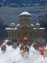 Stepan Kolesnikoff (Russische schilder 1879-1955)