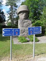 Op de fiets in de Baltisch Landen