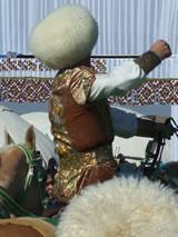 Viering van de eerste dag van de lente, Turkmenistan, 2014