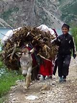 """1 van de """"Seven Lakes"""" in het Fan-gebergte in het noordwesten van Tadzjikistan"""