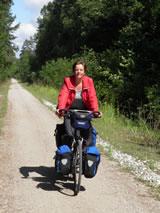 Op de fiets door de Baltische landen