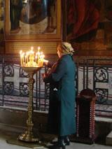 kerkje in Novgorod