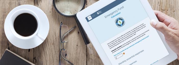 New Emergency Fund Calculator