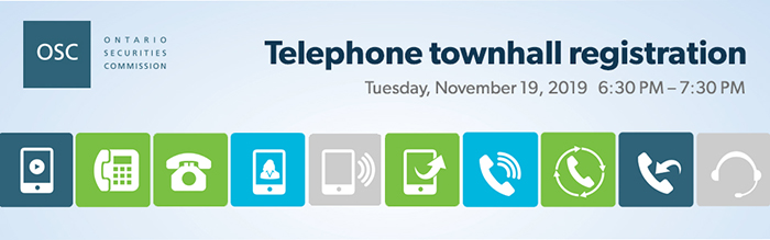 Telephone Townhall
