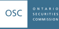 OSC: Ontario Securities Commission