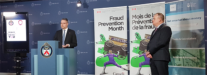 Fraud Prevention Month Kick-Off Event