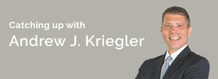 IIROC President and CEO Andrew J. Kriegler Canada (IIROC)