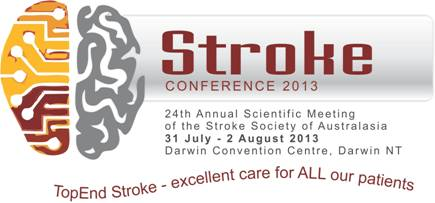 Stroke Conference 2013