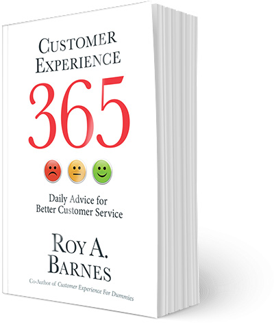 Customer Experience 365: Daily Advice for Better Customer Service