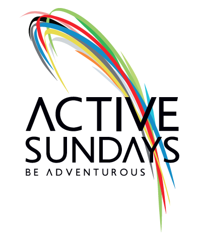 #BeAdventurous #BeActive #ActiveSundays