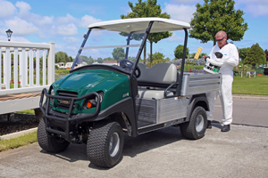 Club Car Utility Vehicles