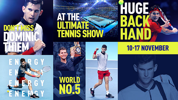 Don't Miss Dominic Thiem