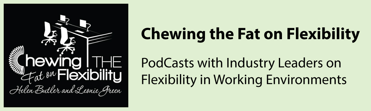 Learn More About Chewing the Fat on Flexibility Podcast
