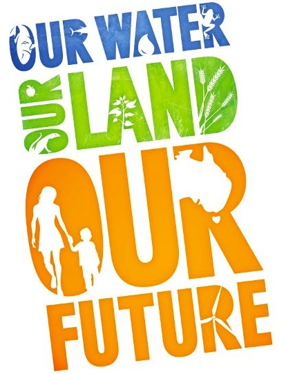 Our Water | Our Land | Our Future (Img Src: http://www.sixdegrees.org.au/)
