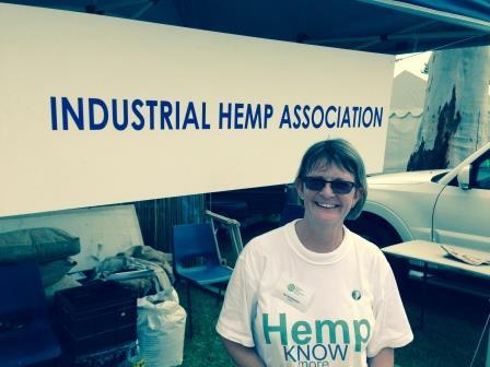 Lyn Stephenson, President, Industrial Hemp Association of Victoria