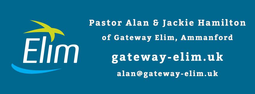 Link to Gateway Elim, Ammanford website
